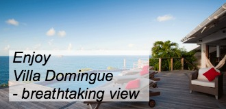 villa domingue in st barts