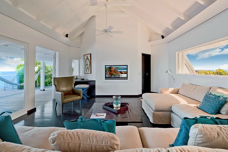 domingue villa in saint barthelemy